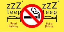 Ballerup og Billund bliver røgfri