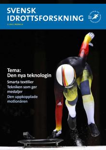 Den nya teknologin fyller Svensk Idrottsforskning