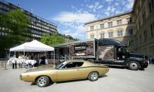 Stockholm sparkar igång den europeiska turnén: Potens, sexuell livskvalitet och hälsa - råd finns i Kungsträdgården
