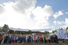 482 000 skolbarn på årets Skoljoggen