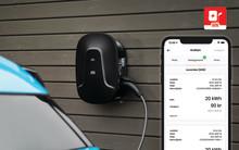 Ny smart laddstation och elbils-app ger vinst för tjänstebilsförare
