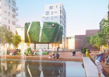 Mobilia växer med barnkultur, bio och bostäder