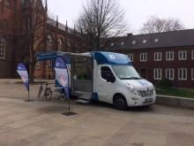 Beratungsmobil der Unabhängigen Patientenberatung kommt am 10. Juli nach Bremerhaven.