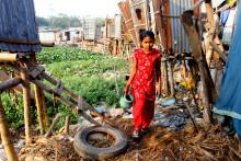 Bristen på toaletter dödar årligen 700 000 barn