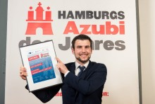 Hans-Jörn Rüpcke – Swecons Azubi des Jahres