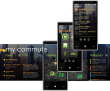 Ergonomidesign pionjär inom Windows Phone 7 appar