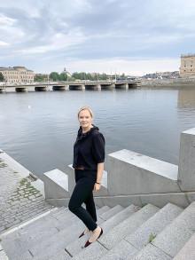 Sofia Puhakka ny styrelseordförande för Garageportexperten Sverige AB