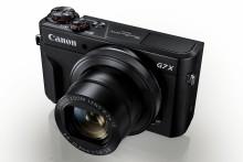 En ny kraftpakke ser dagens lys: Canon PowerShot G7 X Mark II med DIGIC 7-prosessor