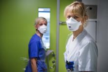 Pressinbjudan: Ny stor infektionsklinik öppnar på Danderyds sjukhus