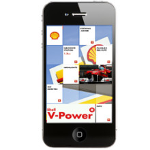 Smart Shell-app til danske bilister