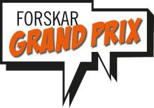 Välkommen till Forskar Grand Prix i Stockholm!