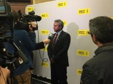 Amnestys årsrapport 2017:  Ett år av politisk hätskhet och motkrafter
