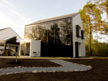 One Tonne Life-huset nominerat till Träpriset 2012