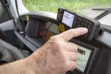 Nytt kommunikationssystem i bussarna