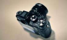 Test av Fujifilm X-T1 och kärlek uppstår