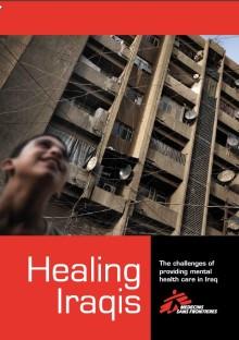 IRAK: Akut behov av mer psykiatrisk vård