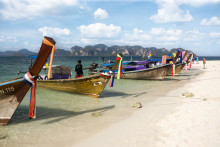 Thailand er vinterens beste reisemål