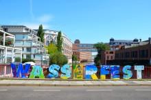 Wasserstadt ahoi: 15. Leipziger Wasserfest setzt die Segel