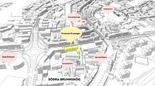 Klartecken för nytt bostadshus i Brunnshög
