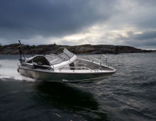 Anytec  A27 – Boat of the Show på Helsingfors internationella båtmässa – Vene 18