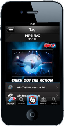 Shazam-Enabled Advertising Launches During 'Britain's Got Talent' and Receives 50K Tags in One Minute