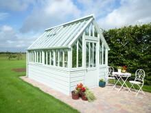Dine drømmers drivhus fra Vansta Trädgård