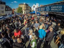 Karlsberg Brauerei feiert dritte Homburger Braunacht