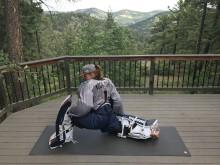 Yogobe breddar sitt utbud med yoga för hockeyspelare