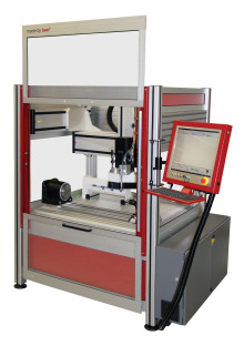 CNC-maskinen OVERHEAD är flexibel och kan enkelt anpassas för olika automatiseringsbehov - Se den på verktygsmaskiner 10 -13 Maj.