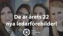 Stolt partner till: Årets unga ledande kvinna