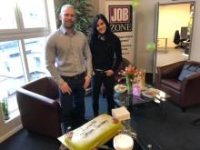 Jobzone öppnar kontor i Norrköping!