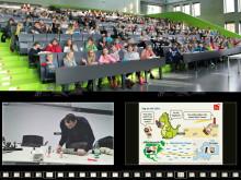 Kindern geht ein Licht auf / Anmelderekord bei der Kinderuniversität der Technischen Hochschule Wildau