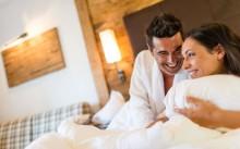 Ist Glück eine Frage des guten Schlafs?