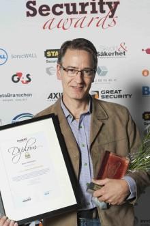 Pierre Wettergren Årets Säkerhetskonsult