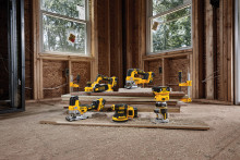 DEWALT® Announces New Cordless Woodworking Tools