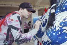 EM i Ridsport stödjer barnsjukhus – auktionerar ut konsthästar