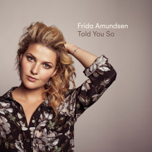 Frida Amundsen med ny singel