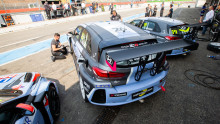 The Bäckman's ready for a new race weekend in TCR Europe