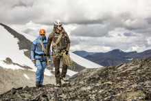 KEB Trousers - Fjällräven launches their most technical trekking trousers ever.