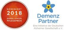 Initiative Demenz Partner für den Marie Simon-Pflegepreis nominiert
