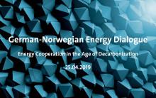 Samler tyske energieksperter til German-Norwegian Energy Dialogue