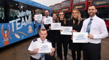 90 new driver and engineer roles now available at Go North East