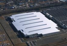 Subarus fabriker oskadade