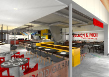 HMSHost-Umoe F&B Company opens four new concepts at Bergen Airport, Flesland