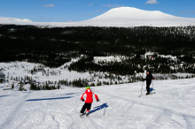 Stor ökning av antalet förbokningar inför vintern