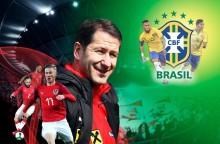 Technogym officiell leverantör till Brasiliens och Rysslands landslag i VM 2018