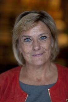 Eva Hamilton programvärd för galan 2014