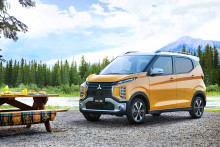 "Mitsubishi Motors-Modelle in Japan zum ""Car of the Year 2020"" gekürt"
