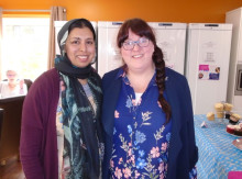 #VolunteersWeek - Meet Afia, Hasnath's mum