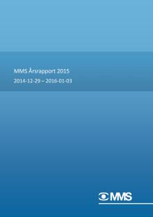 MMS årsrapport 2015